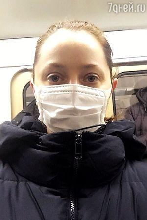 Валентина Рубцова призналась, что боится микробов