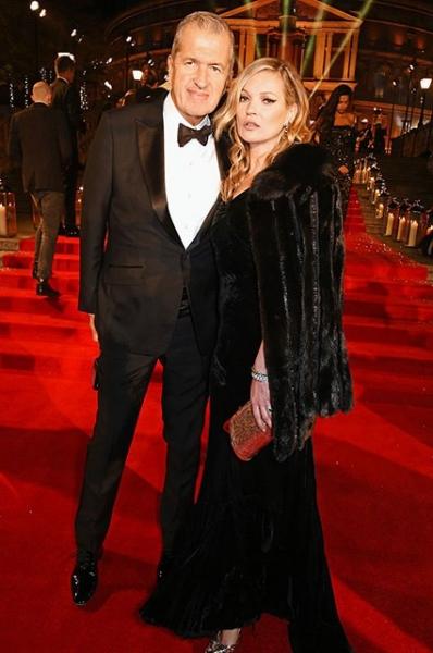 British Fashion Awards 2016: гости и триумфаторы вечера