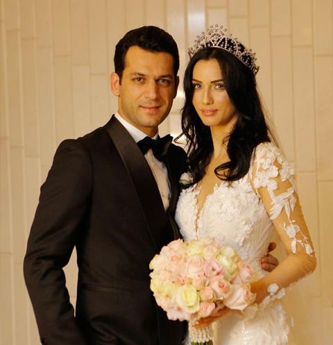 Звезда турецких сериалов закатил пышную свадьбу