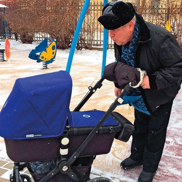 Владимир Винокур: «Я нашел способ борьбы с капризами внука»