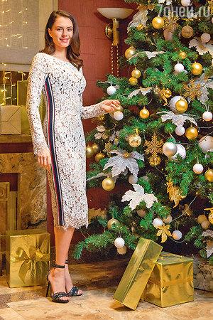 Диана Пожарская: «Мое новогоднее желание уже сбылось!»