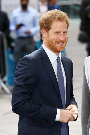 В прессе появилось первое совместное фото принца Гарри и его любимой