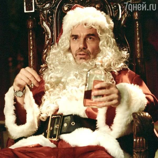 Билли Боб Торнтон, Джим Кэрри и Халк Хоган поднимают новогоднее настроение!