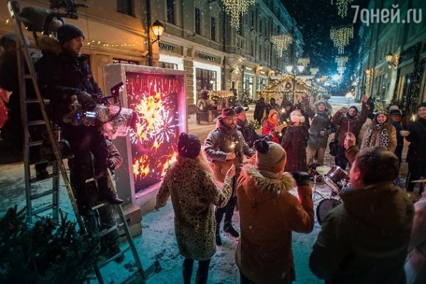 Владимир Кристовский уже отметил   Новый год