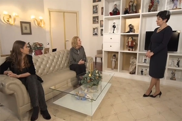 Алена Яковлева похвасталась дворцовым интерьером жилья