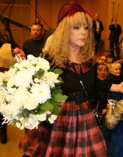 Кристина Орбакайте устроила невероятное шоу в Москве