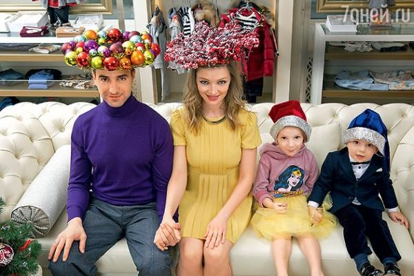 Екатерина Вилкова рассказала о недостатках своего мужа