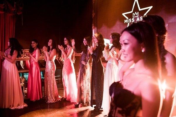 Звезды выберут самую красивую азиаточку на «MISS ASIA. RUSSIA»