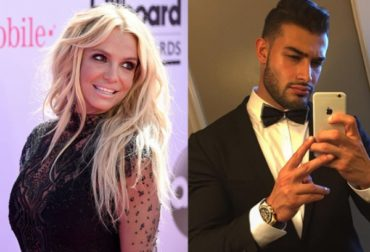 Britney celebrated the birthday with a 22-year-old male model