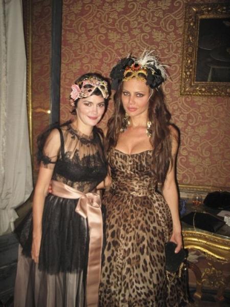 Елена Галицына не испугалась рассказать правду об обмане Dolce&Gabbana