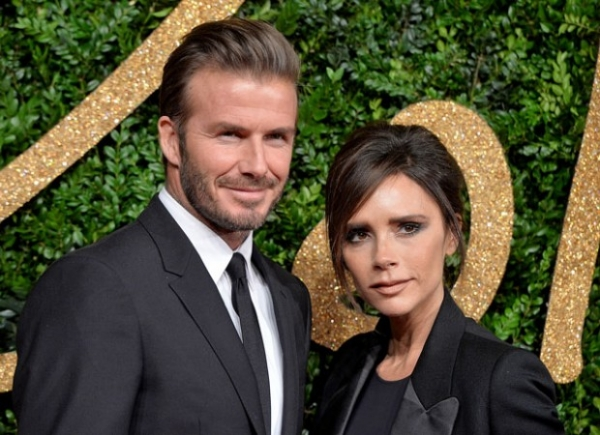 Дэвид и Виктория Бекхэм вновь произнесли свадебные клятвы