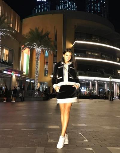 Катя Жужа будоражит арабскую страну своей сексуальностью