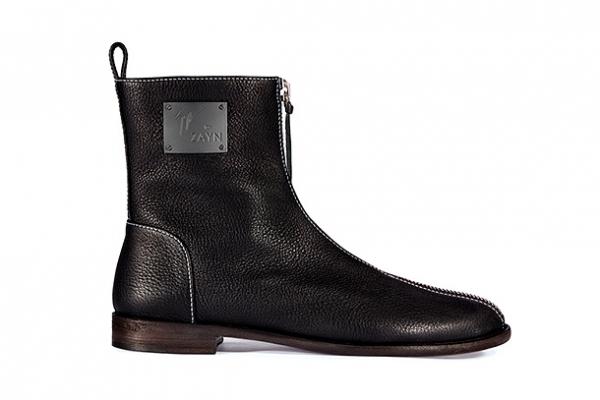 Зейн Малик выпустил собственную коллекцию обуви