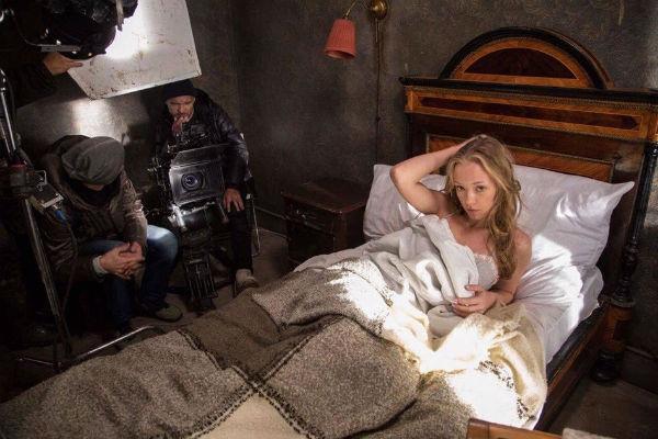 Звезда фильма «Невеста» Виктория Агалакова: «Когда я лежала в гробу, меня обворачивали пищевой пленкой»