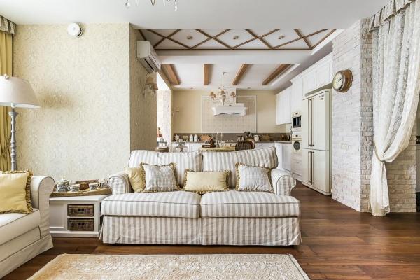 10советов, как создать интерьер для маленькой икомфортной гостиной