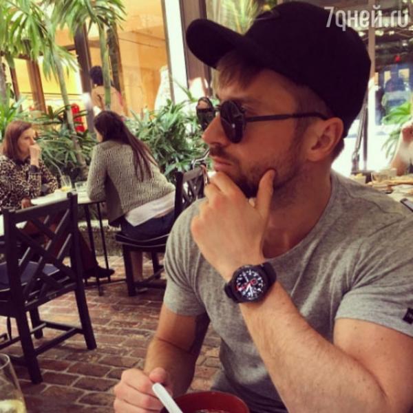 Сергей Лазарев решился из-за сына изменить внешность