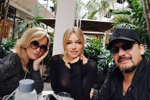 Инна Маликова покорила Майами точеной фигурой