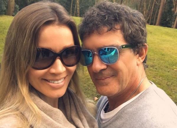 Антонио Бандерас показался фанатам после экстренной госпитализации