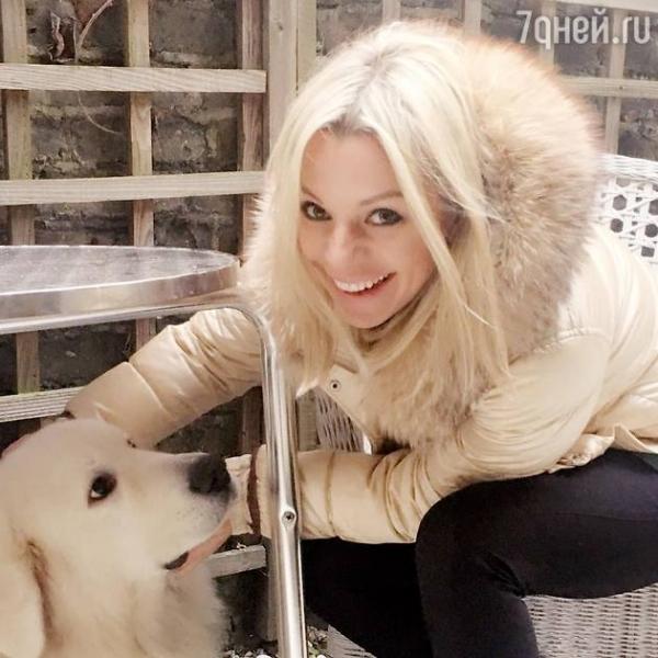 Салтыкова избавляется от воспоминаний о Сергее Бодрове-младшем