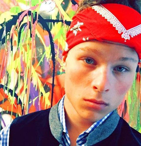 Сын Александра Малинина очарован юной иностранкой