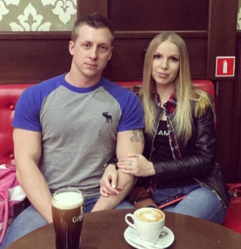 Евгений Руднев отвел возлюбленную в загс