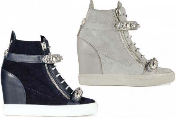 Дженнифер Лопес и Giuseppe Zanotti выпустили коллекцию обуви