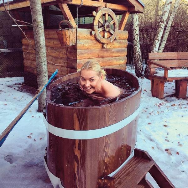 Задай жару: учимся париться в бане как звезды