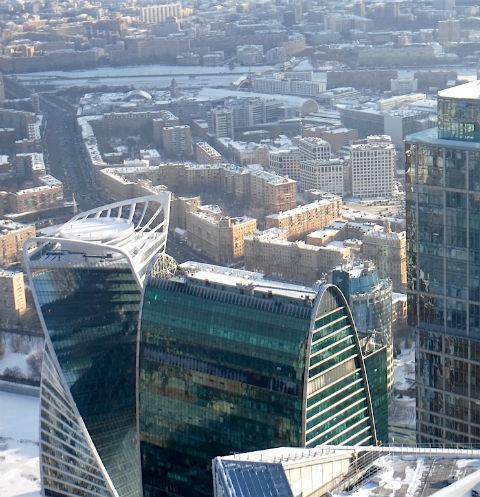 Пользователи Сети шокированы прыжком 18-летнего студента с «Москва-Сити»