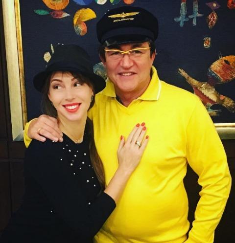 Дмитрий Дибров в бешенстве от увлечения жены