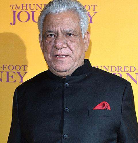 Скончался звезда индийского кино Ом Пури