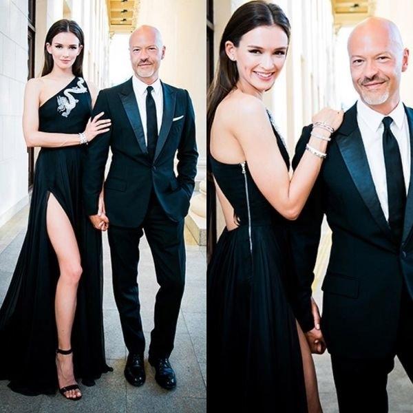 Фёдор Бондарчук и Паулина Андреева определились с датой свадьбы