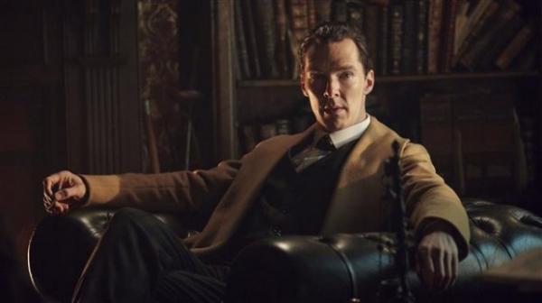 Что связывает Камбербэтча и Конан-Дойля кроме «Шерлока»?