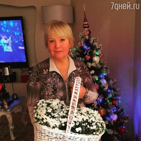 Лера Кудрявцева показала свою маму