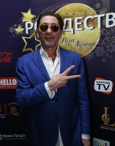 Григорий Лепс привез на фестиваль первую жену