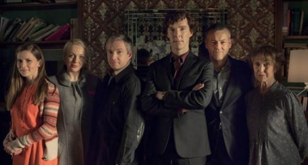 Сценаристы «Шерлока» объяснили неожиданный поворот сюжета в начале четвертого сезона
