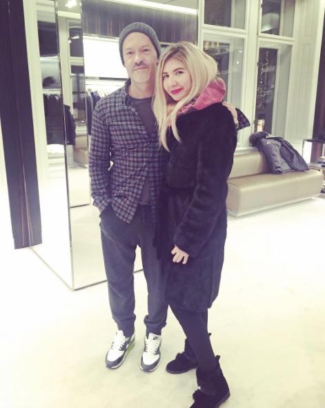 Федор Бондарчук и Паулина Андреева устроили свидание в Праге. ФОТО