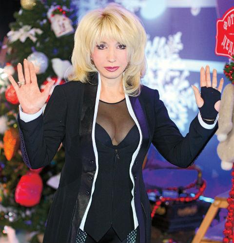 Ирина Аллегрова отказалась от работы из-за юбилея