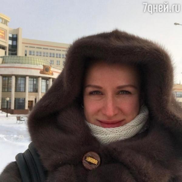 Татьяна Волосожар принимает поздравления
