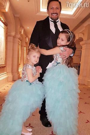 Стас Михайлов готовится снова стать отцом