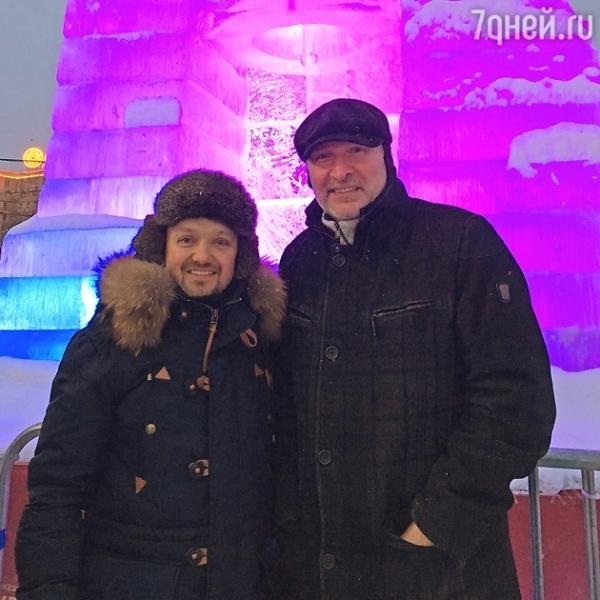 Федор Добронравов попал в ледяной город