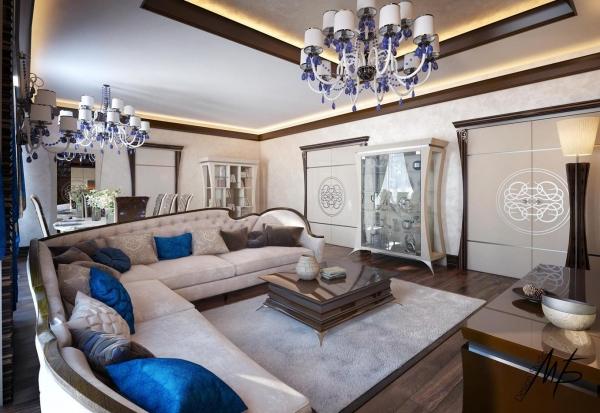 Как сделать гостиную уютнее: 5советов дизайнеров