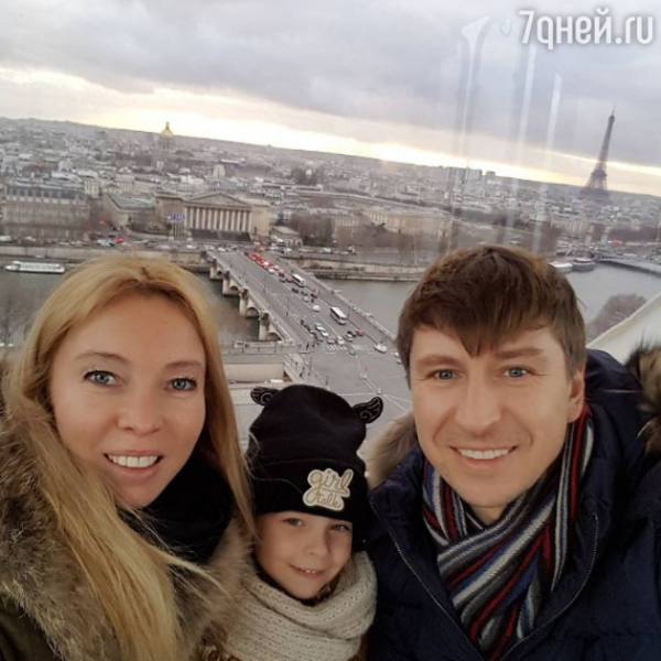 ВИДЕО: Алексей Ягудин с детьми оказались в эпицентре жуткого урагана во Франции