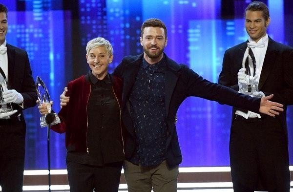Полный список победителей People's Choice Awards – 2017