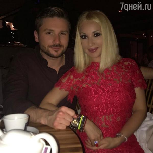 Лера Кудрявцева проводит отпуск с бывшим любовником