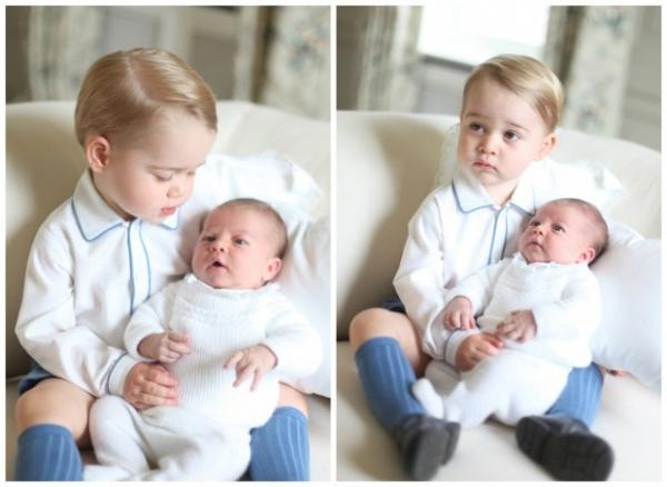 Дети герцогини Кэтрин с рождения изучают несколько языков