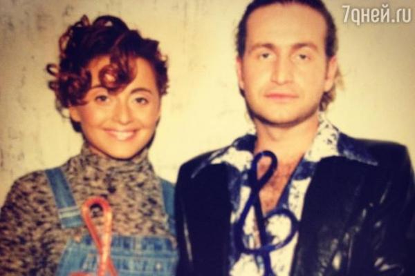 Анжелика Варум и Леонид Агутин отметили важную дату