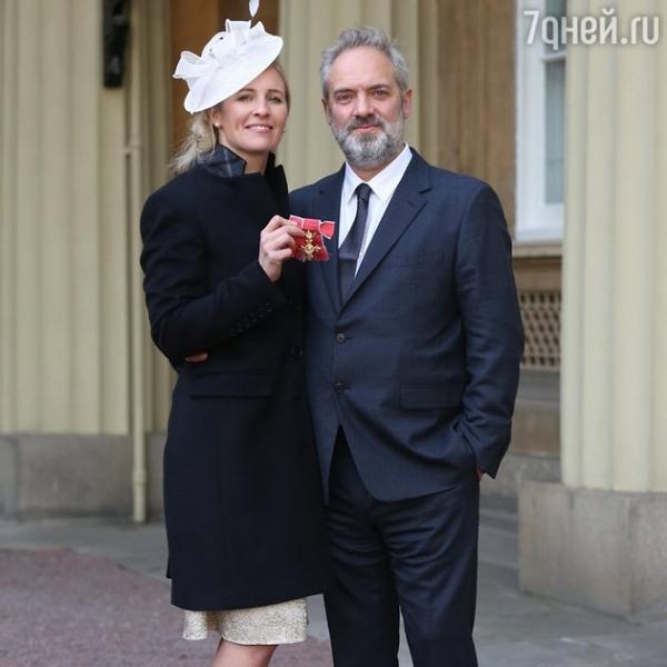 Бывший муж Кейт Уинслет тайно женился