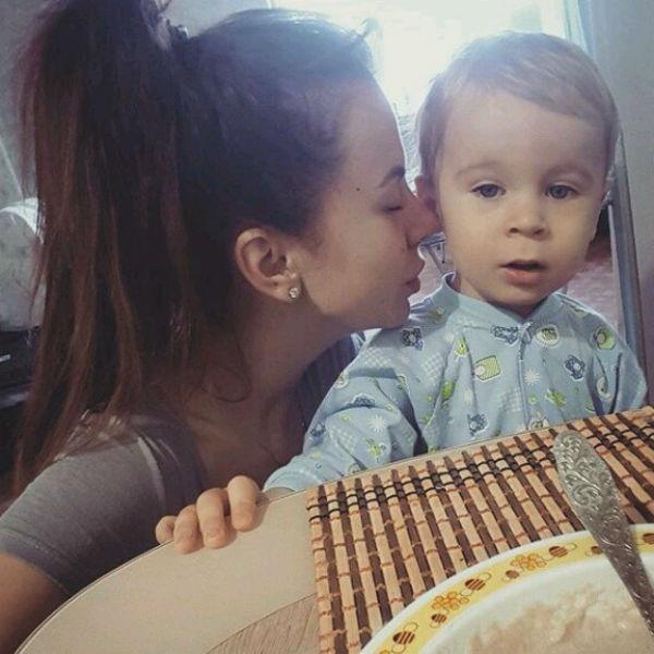 Ольга Ветер и Глеб Жемчугов воссоединились ради ребенка