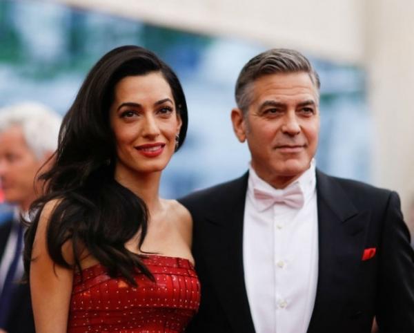 Новые подробности положения Амаль Клуни
