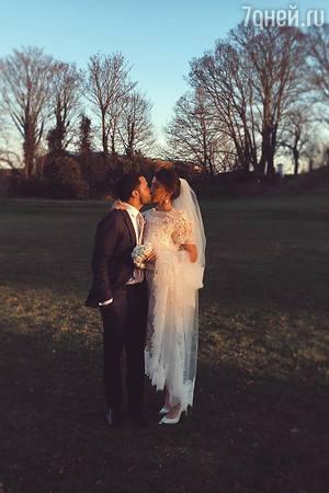 Дочь Валерия Меладзе вышла замуж в Кембридже